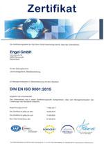 Engel Zertifikat Deutschland